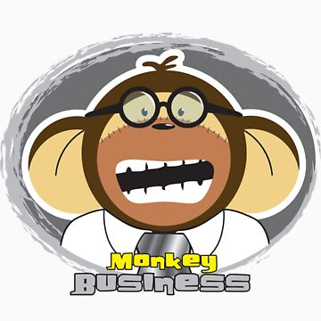 Monkey Business by Frenchman