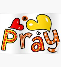 Pray Today Poster