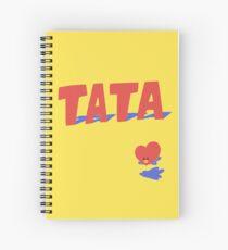 BT21 Tata Spiral Notebook