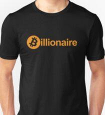 Bitcoin Billionaire Unisex T-Shirt