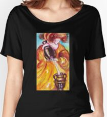 TAROTS OF THE LOST SHADOWS / THE TEMPERANCE Women's Relaxed Fit T-Shirt