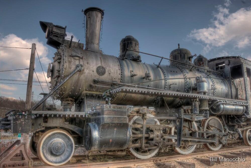 essex steam train by Bill Manocchio