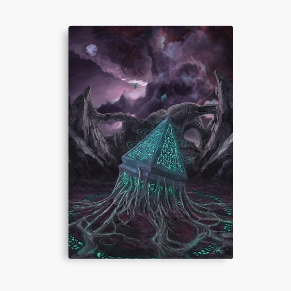 Hedron Canvas Print