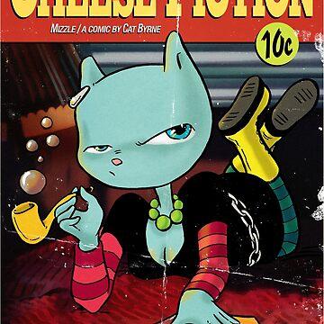 Cheese Fiction – Mizzle Comic by mizzlecat