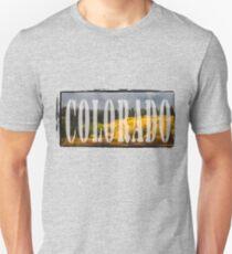 Colorful Colorado Gifts, Colorado merchandise Colorado aspens Unisex T-Shirt