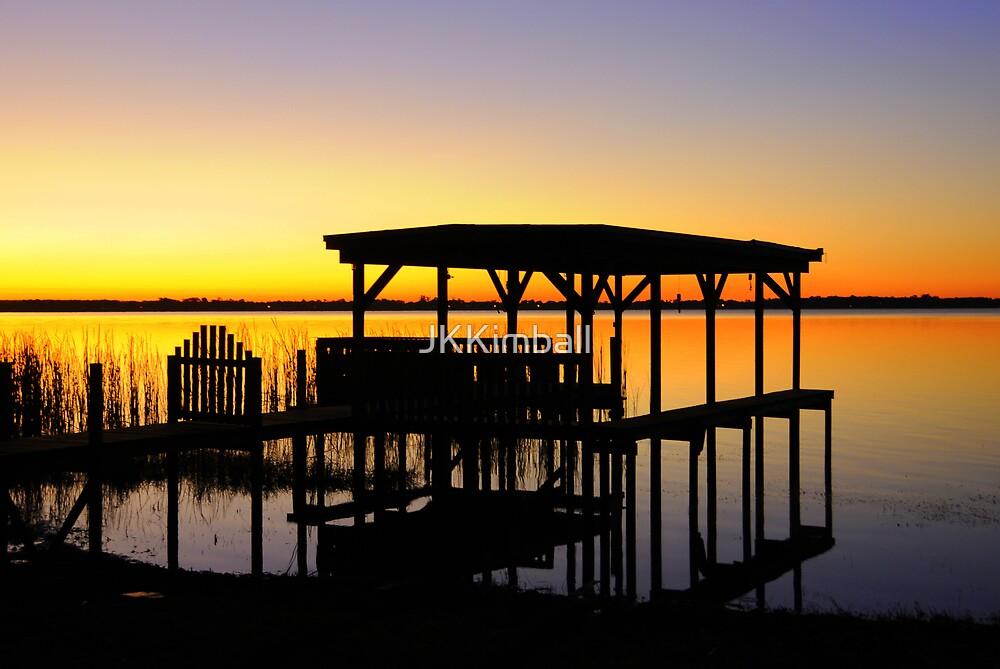 Lake Dora Sunrise by JKKimball