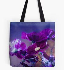 Chocolate Cosmos Tote Bag
