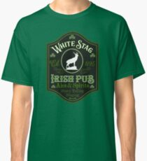 Irish Pub Sign Classic T-Shirt