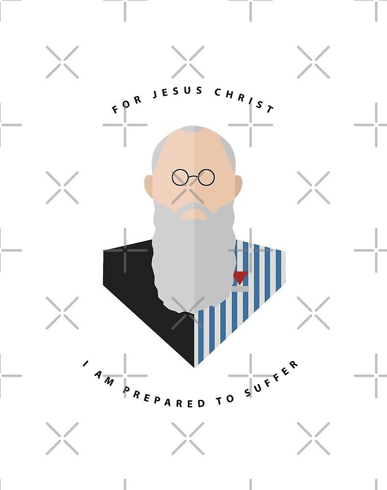 Maximilian Kolbe by All Saints Shop