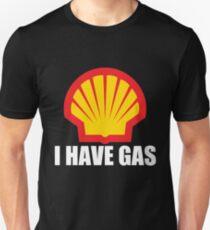 Funny I Have Gas Puns Parody  Unisex T-Shirt