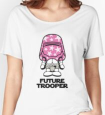 Future Trooper Women's Relaxed Fit T-Shirt