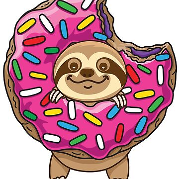 Cute Sloth by plushism