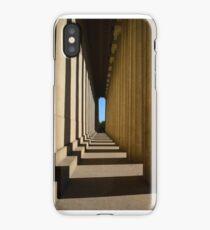 Nashville Parthenon iPhone Case/Skin