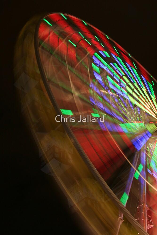 Light Wheel by Chris Jallard