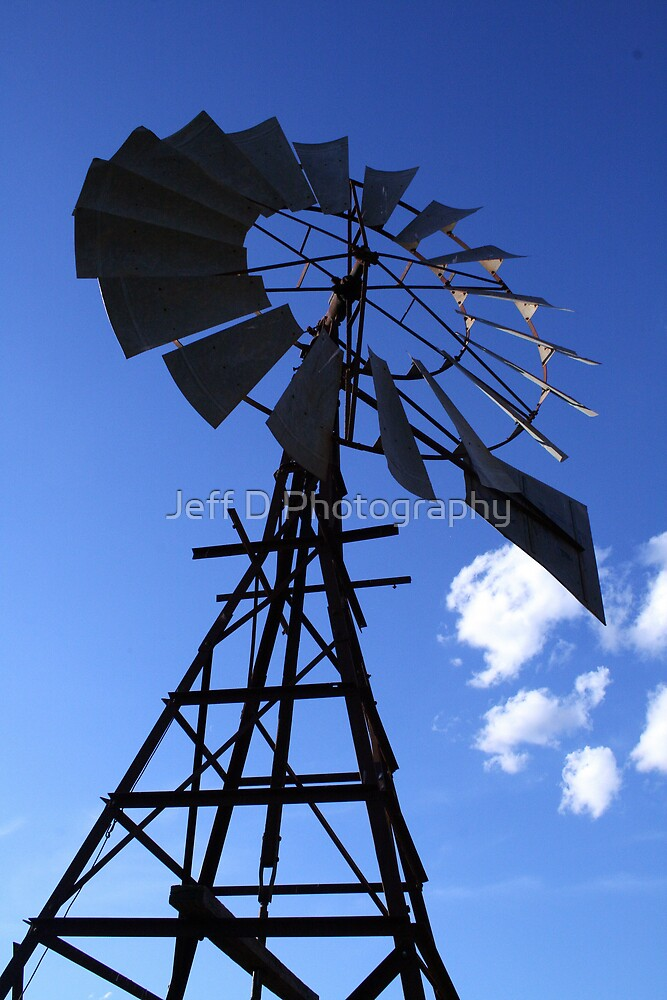 Windmil 1 by Jeff D Photography