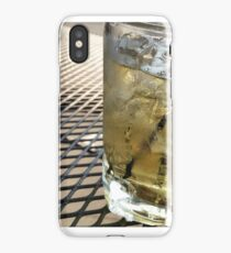 Cold Whiskey iPhone Case/Skin