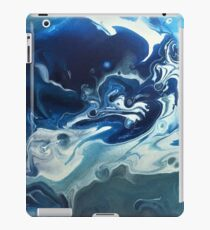 Wave over wave iPad Case/Skin
