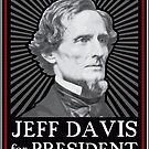 Jeff Davis for President by keytesvillemerc