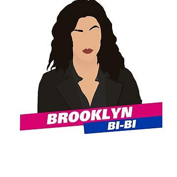 Brooklyn bi-bi (Rosa Diaz) by dolphinvera