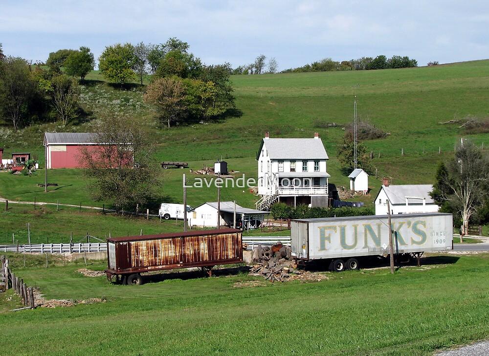 Funky Farm by LavenderMoon