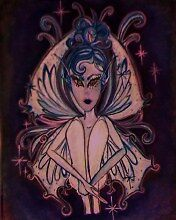The Blue Fairy by LaNae