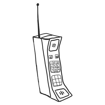 """retro phone"" by Urhfurlanic"