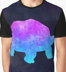 TORTOISE IN SPACE! Graphic T-Shirt