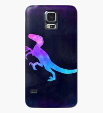 VELOCIRAPTOR IN SPACE! Case/Skin for Samsung Galaxy