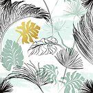 Golden Leaf by Orce Vasilev