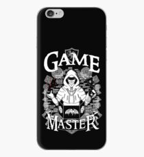 Game Master - White iPhone Case