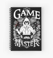 Cuaderno de espiral Game Master - Blanco