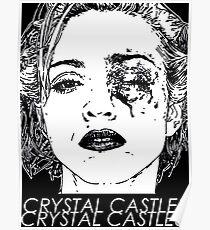 C/R/Y/S/T/A/L//C/A/S/T/L/E/S Poster