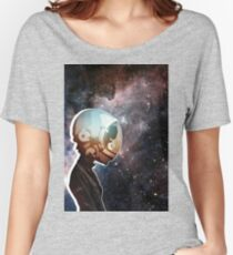#Space Women's Relaxed Fit T-Shirt