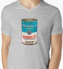 Vladislav's Basghetti, What We Do in the Shadows Men's V-Neck T-Shirt