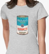 Vladislav's Basghetti, What We Do in the Shadows Women's Fitted T-Shirt