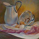 'Shades of Pale' by Lynda Robinson