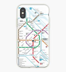 Wien U-Bahn iPhone-Hülle & Cover