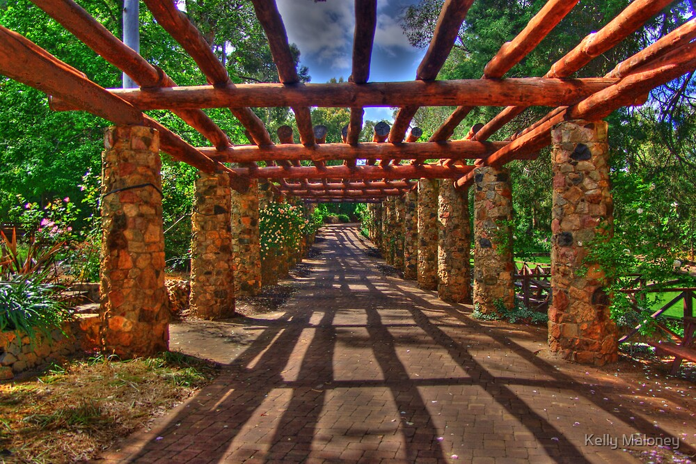 the walkway by Kelly Maloney