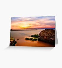 Big Sable River Greeting Card