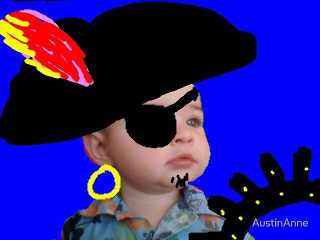 Pirate Kai by AustinAnne