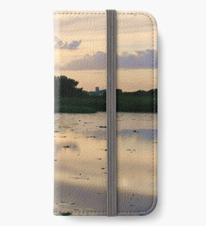 Christchurch Harbour iPhone Wallet