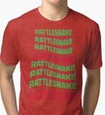 Rattlesnake by King Gizzard & The Lizard Wizard T-Shirt Tri-blend T-Shirt