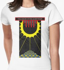 POLYGONDWANALAND by King Gizzard and The Lizard Wizard  Women's Fitted T-Shirt