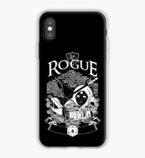 RPG Class Series: Rogue - White Version iPhone Case