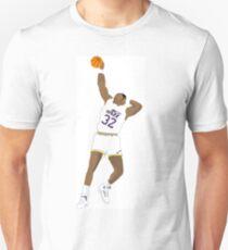 Utah Jazz The Mail Man  Unisex T-Shirt