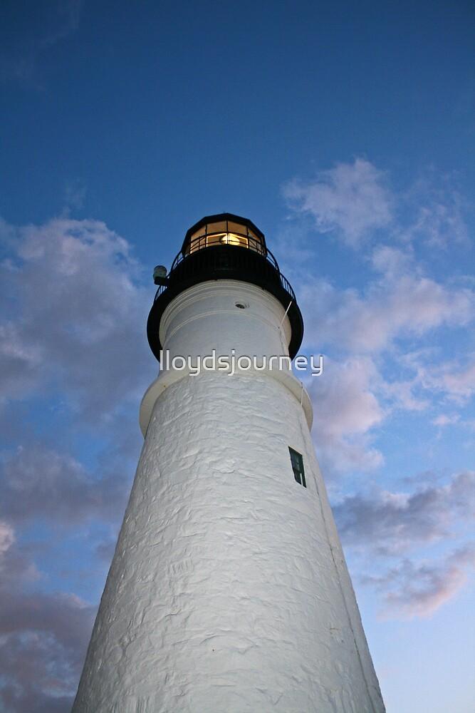 The Beacon by lloydsjourney
