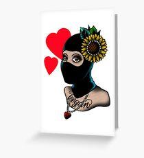 Animal Liberation Greeting Card