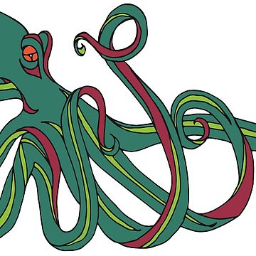 Octopus by miskis22