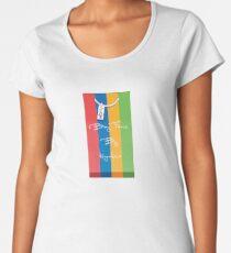 eBay Fans App by Keywebco  Women's Premium T-Shirt