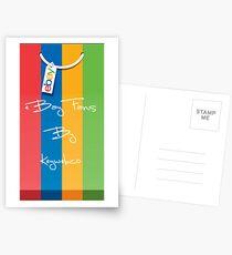eBay Fans App by Keywebco  Postcards